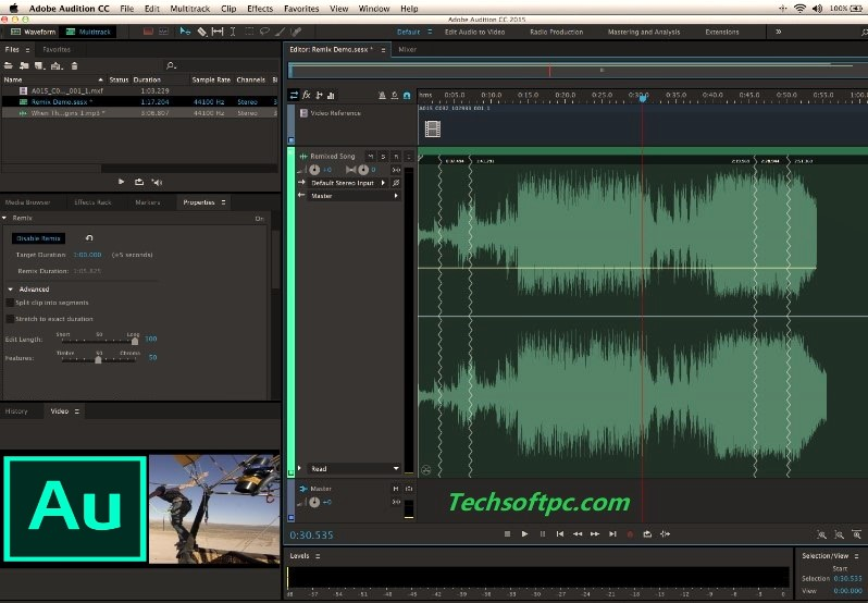Adobe Audition Cracked Version