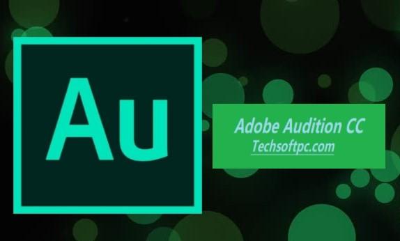 Adobe Audition CC Crack Full Version