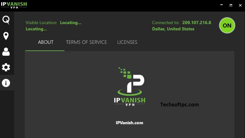 IPVanishVPN Key