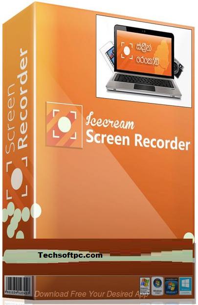 IceCreamScreen Recorder Crack