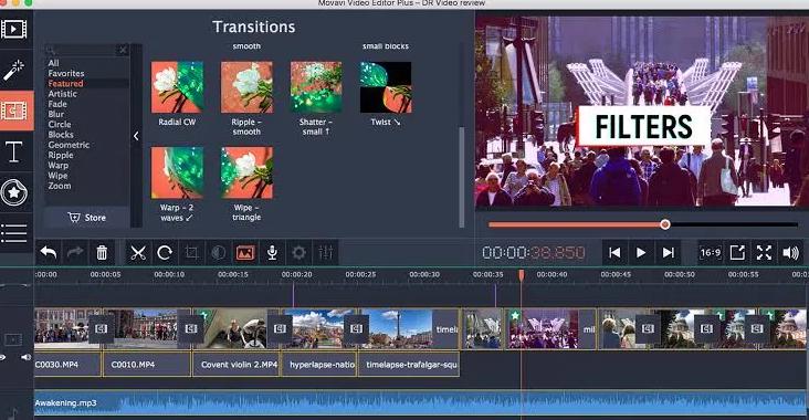 Movavi Video-Editor Key