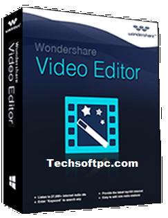 WondershareVideo Editor Crack