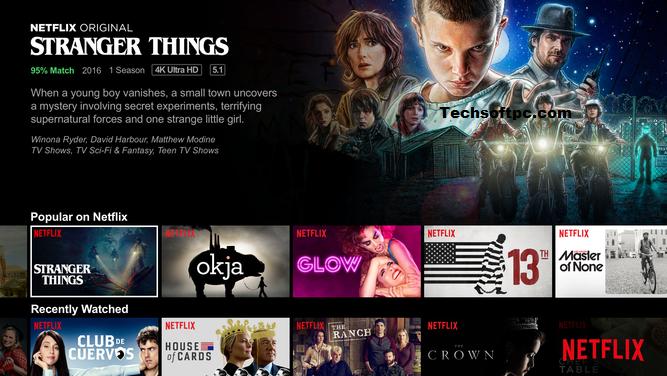 Netflix Key
