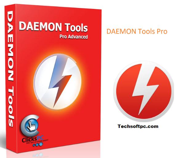 Daemon Tool Pro Crack