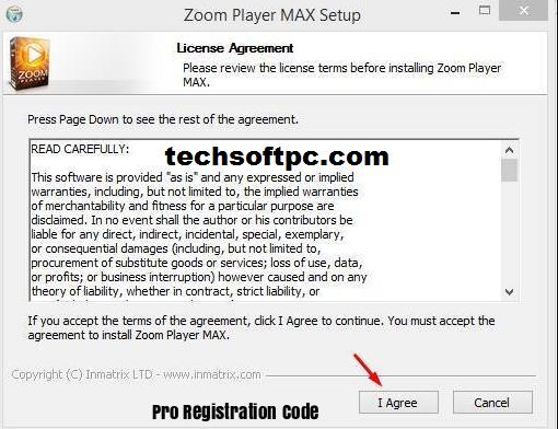 Zoom Player Max Key