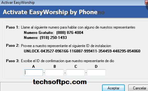 EasyWorship Key