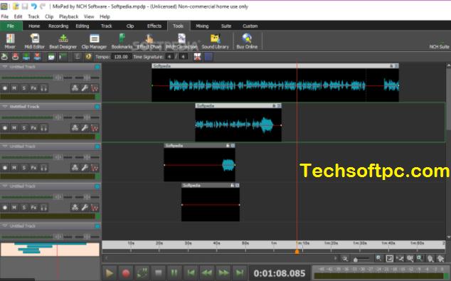 Mixpad Key